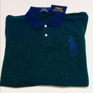 Polo Ralph Lauren Men Size XL Shirt Classic Fit